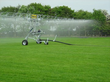 Galway Racecourse R30 with hydraulic lift