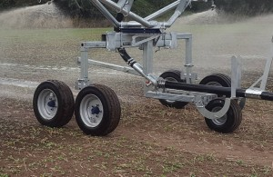 R46 slurry chassis