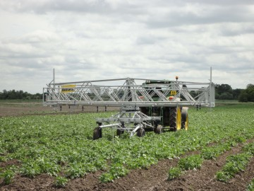 R50 2 pulling out on potatoes