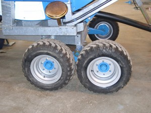 hosereels 4 wheels